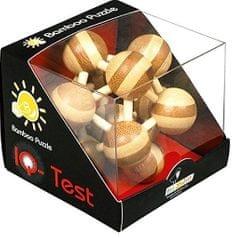 Fridolin IQ test Atom, bambus puzzle