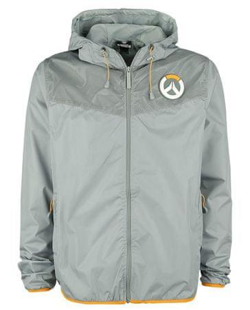 J!NX jakna Overwatch logo Windbreaker Grey, S
