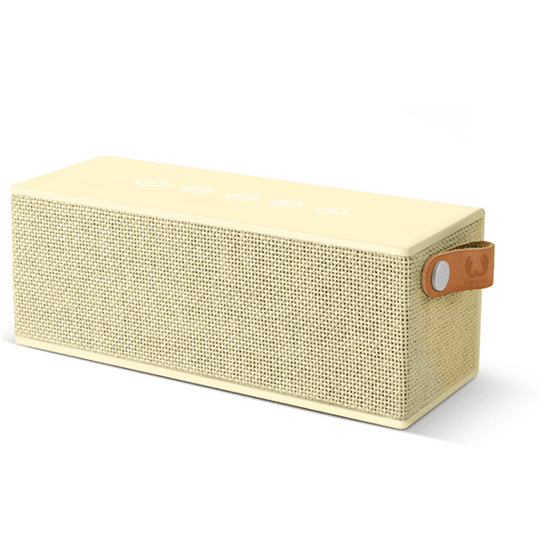 Fresh 'n Rebel Rockbox Brick Fabriq Edition, světle žlutá