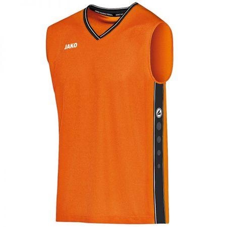 JAKO CENTER dres basketbal vel. XXS, oranžová
