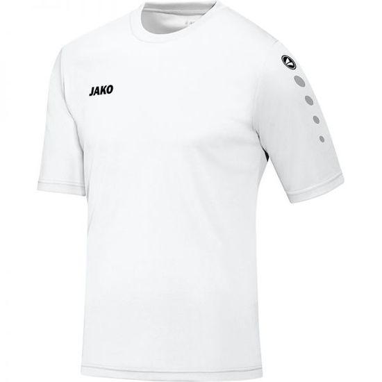 JAKO TEAM dres krátký rukáv, bílá