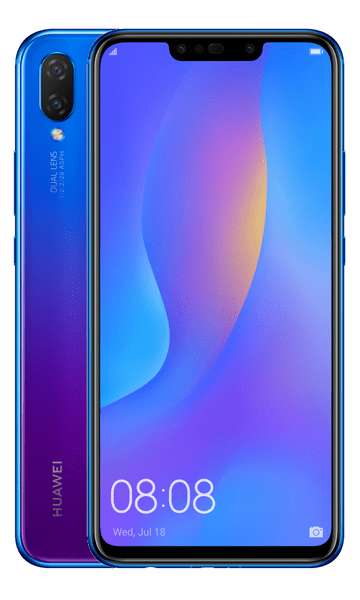Huawei nova 3i, 4/128GB, Iris Purple