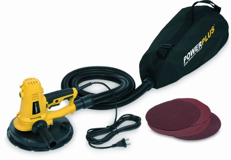 PowerPlus POWX0478 Bruska na sádrokarton 1.220 W