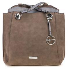 Tamaris dámský hnědý batoh Olympia