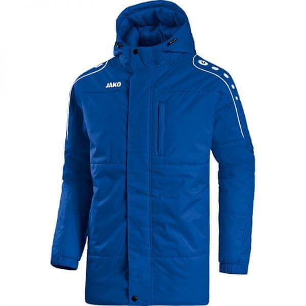 JAKO ACTIVE zimní bunda vel. XL, královská modrá