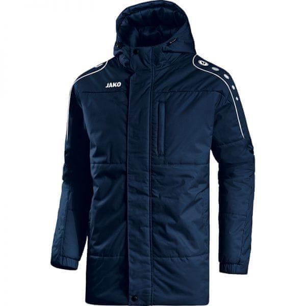JAKO ACTIVE zimní bunda vel. XL, námořní modrá