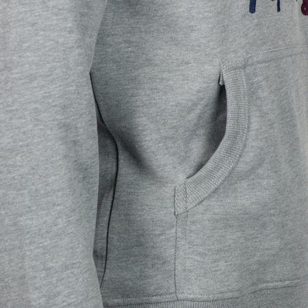 Pepe Jeans pánská mikina Whesley M šedá  87a111c3a8