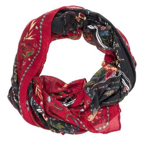 Pepe Jeans dámský vícebarevný šátek Andrew