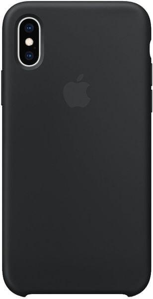 Apple Silikonový Kryt Na Iphone Xs, Černá mrw72zm/A