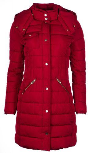 2c06bd541e Desigual női kabát Inga 40 piros | MALL.HU