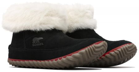 Sorel buty damskie Out N About Bootie Black Natural 37