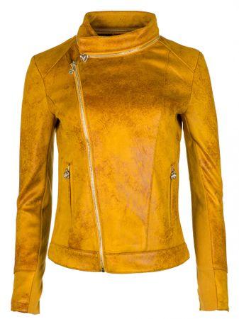 Desigual női kabát Merlin 38 sárga  7fe2f7e55e