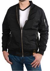 Cars-Jeans Pánská černá bunda Geraldo Black 4946901