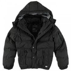 Cars-Jeans Pánská černá bunda Rease Black 4326101