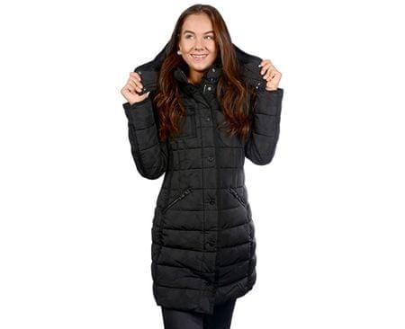 Desigual Dámsky kabát Abrigo Pisa 17WWEW47 2000 (Veľkosť 38)