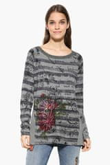 Desigual Női pulóver Jers Lia 17WWJFC3 2042
