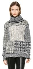Desigual Női pulóver Jers Charlie 17WWJF30 1000