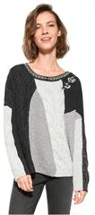 Desigual Női pulóver Jers Sami 17WWJFA8 2042
