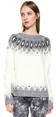 Desigual Női pulóver Jers Alberta 17WWJF96 2038