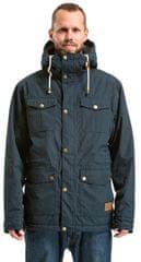 MEATFLY Férfi kabát Rodney 2 bérmunkában D Jacket - Navy