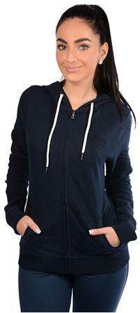 Dámská mikina Perfect Fleece Zip Thru Hoody UW0UW00391-416 Navy Blazer (Velikost  L) 9fc2bd0d41