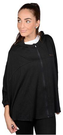 Calvin Klein Dámská mikina Full Zip Hoodie QS5814E-001 (Velikost S ... 735184cf33