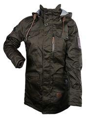 5fd3c63f4978 Lacné pánske bundy a kabáty zelená