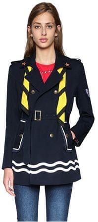 Desigual Dámsky kabát Abrig Morgane 18SWEW83 5001 (Veľkosť 36)