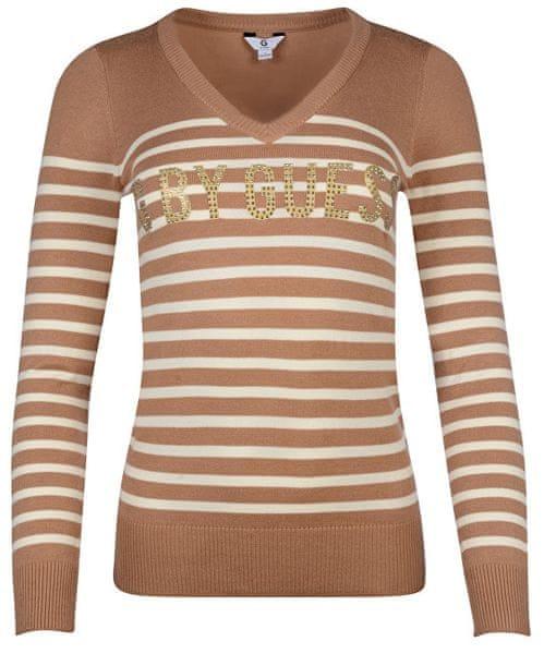 Guess Dámský svetr G by GUESS Women`s Brea Logo Sweater (Velikost M) ec5fcc5eba
