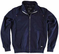 Cars-Jeans Pánska bunda Smoke 4421312 Navy 543f6188002