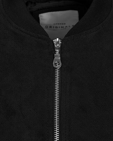 Jack Jones Pánska bunda Jorhoward Casual Bomber Black (Veľkosť XXL ... 598a663cd71
