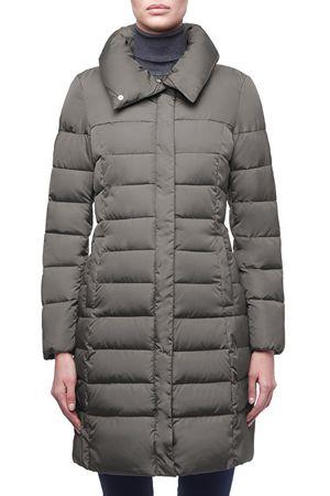 Női kabát Airell Long Coat Cloudy Grey W8428G-T2512-F1479 (méret 36) ee30ae2ae6