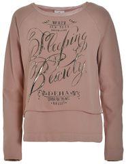 Deha Dámská mikina Double Sweatshirt B84062 Rose Dust