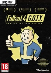 Bethesda Softworks igra Fallout 4 - GOTY (PC)
