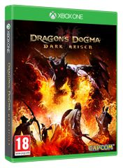 Capcom igra Dragon's Dogma: Dark Arisen HD (Xbox One)
