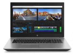 HP prenosnik ZBook 17 G5 i7-8750H/16GB/SSD512GB+1TB/P2000/17,3FHD/W10P (2XD25AV#70129866)