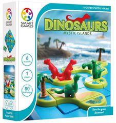 Smart Games igra Dinozavri - Čarobni otoki
