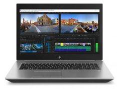 HP prenosnik ZBook 17 G5 i7-8750H/16GB/SSD512GB+1TB/P1000/17,3FHD/W10P (2XD25AV#70129867)