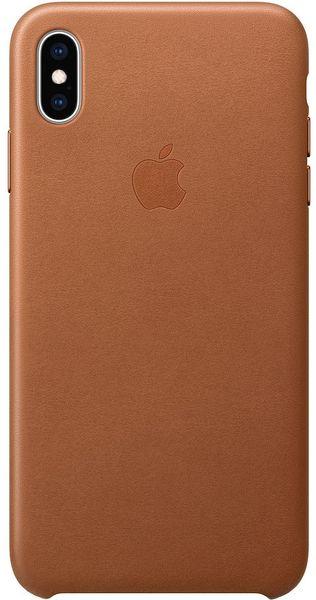 Apple Kožený Kryt Na Iphone Xs Max, Sedlově Hnědá mrwv2zm/A