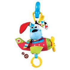 Yookidoo igrača tapni in igraj avion - kuža