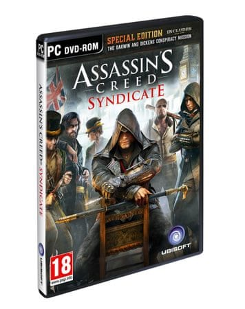 Ubisoft Assassin's Creed: Syndicate (PC)