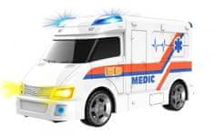 Teamsterz Ambulancia 34 cm