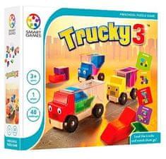 Smart Games igra 3 tovornjaki