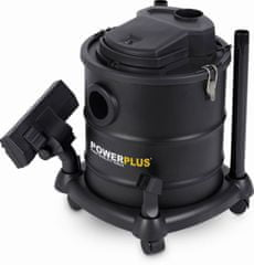 PowerPlus POWX308 Separátor / vysavač popela 1200 W (20 l)
