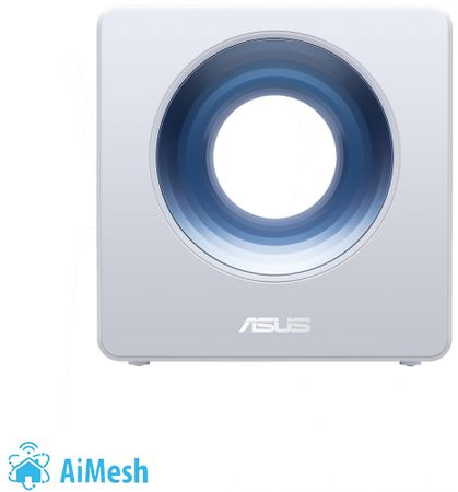 Asus router dwupasmowy Blue Cave (90IG03W1-BM3000)