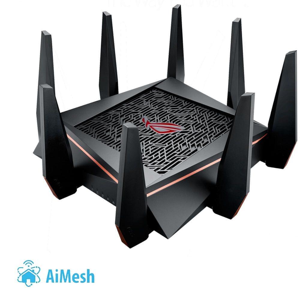 Asus ROG Rapture GT-AC5300 AiMesh (90IG03S1-BN2G00)
