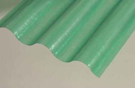 LanitPlast Sklolaminátová role 76/18 výška 1,0 m zelená 15 m