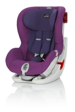 Britax Römer KING II LS Black 2018, Mineral Purple