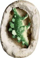 Kosmos dinozavrovo jajce iz mavca