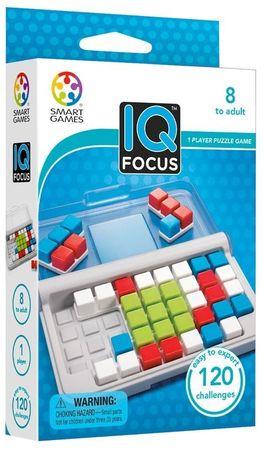 Smart Games igra IQ Focus 12pcs/dsp